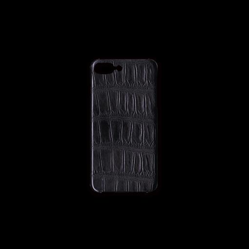iPhone 7Plus&8Plus Case<br>Mississippi Alligator<br>Black