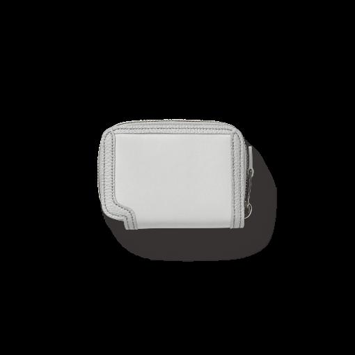 TT3 Coin Case/CFR<br>Soft Calf (×Shrink Calf Frame)<br>White