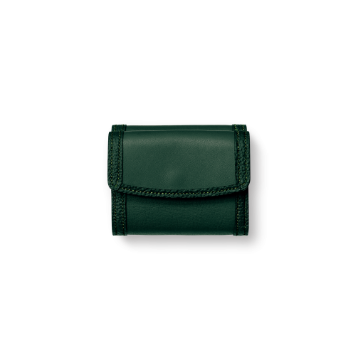 WX Wallet 2/CFR<br>Soft Calf (×Shrink Calf Frame)<br>Green