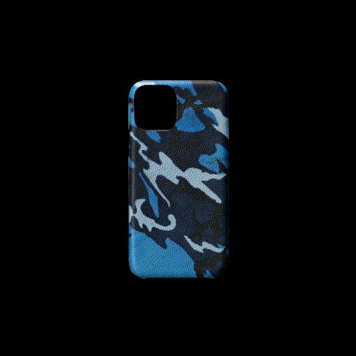 iPhone 11 Pro Case<br>Camouflage Goat<br>Indigo