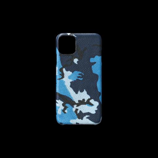 iPhone 11 Pro Max Case<br>Camouflage Goat<br>Indigo