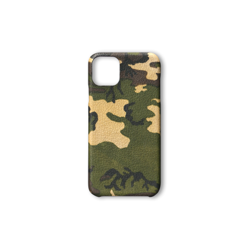 iPhone 11 Pro Max Case<br>Camouflage Goat<br>Dark Natural