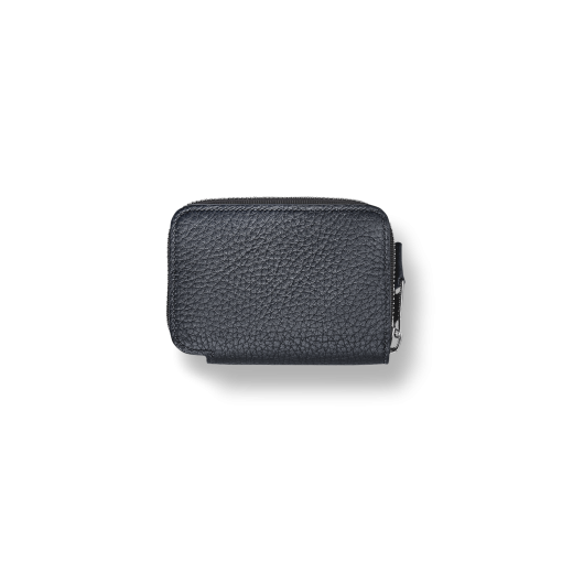 TT3 Coin Case<br>German Shrunken Calf×Lamb<br>Midnight Blue×Midnight Blue