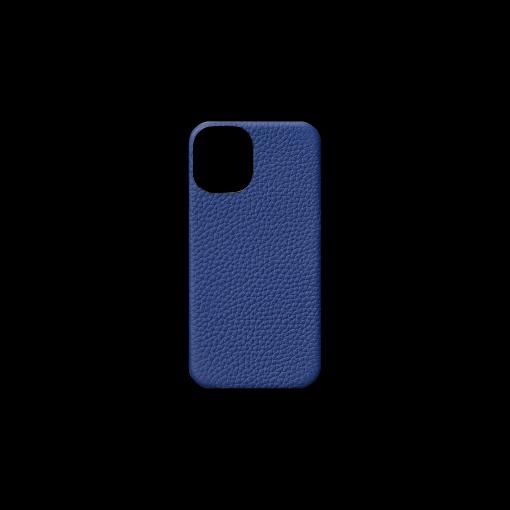 iPhone 12 mini Case<br>German Shrunken Calf<br>Indigo