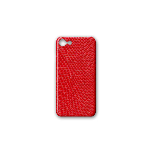 iPhone 7, 8 & SE Case<br>Lizard<br>Red