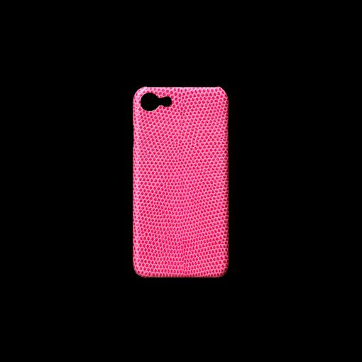 iPhone 7, 8 & SE Case<br>Lizard<br>Pink