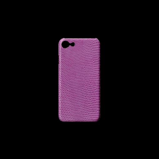 iPhone 7, 8 & SE Case<br>Lizard<br>Violet ※お取り寄せ注文品