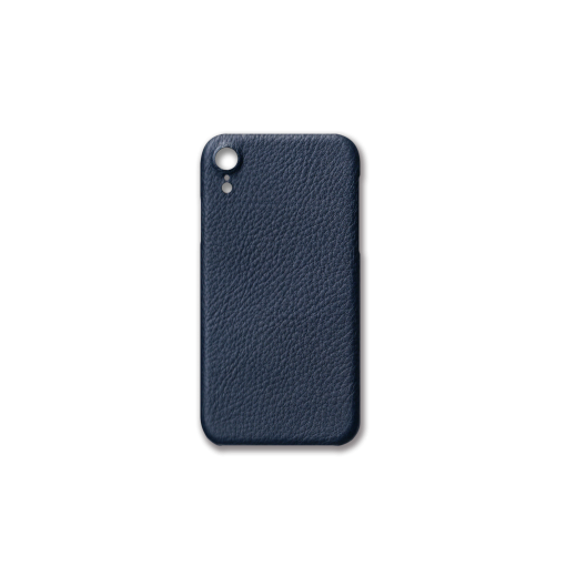 iPhone XR Case<br>French Crisp Calf<br>Imperial Blue