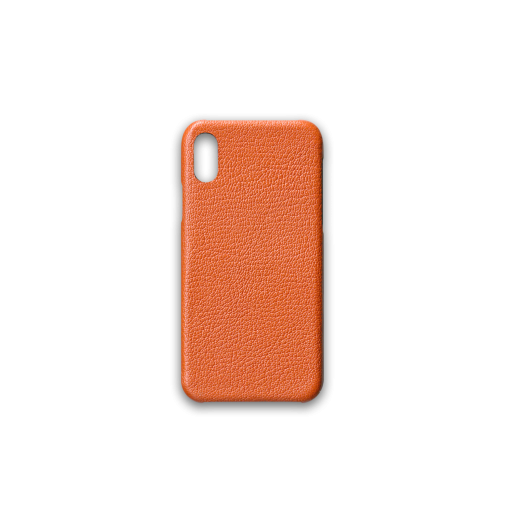 iPhone X & XS Case<br>French Goat<br>Orange