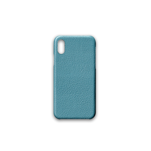 iPhone X & XS Case<br>French Goat<br>Azure