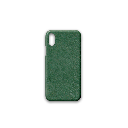 iPhone X & XS Case<br>French Goat<br>Green