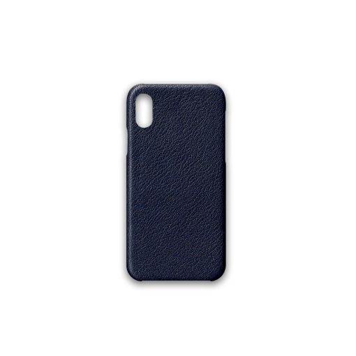 iPhone X & XS Case<br>French Goat<br>Midnight Blue