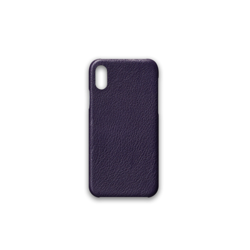 iPhone X & XS Case<br>French Goat<br>Dark Purple
