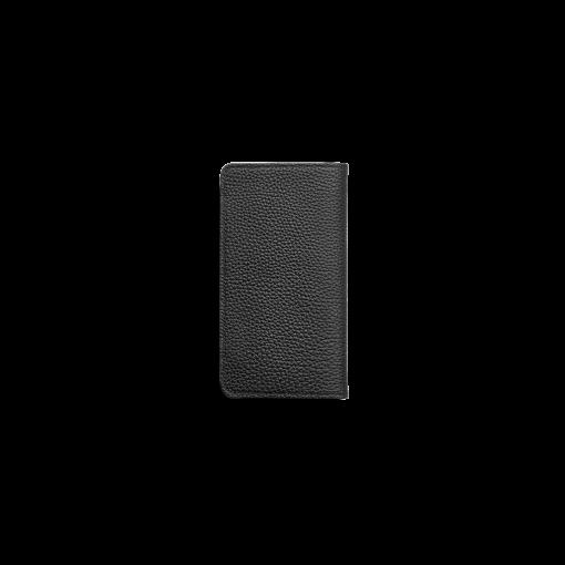 iPhone X & XS Combo Case<br>German Shrunken Calf×Lamb<br>Black×New Grey
