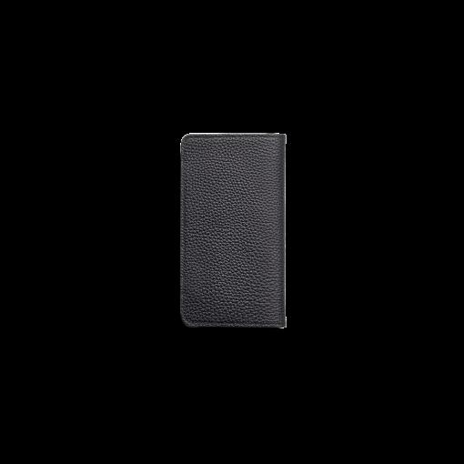 iPhone X & XS Combo Case<br>German Shrunken Calf×Lamb<br>Black×Red