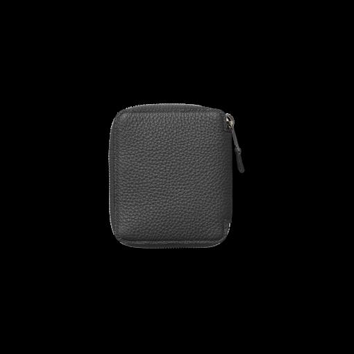 N_TT5 Wallet<br>French Crisp Calf×Lamb<br>Black×New Grey