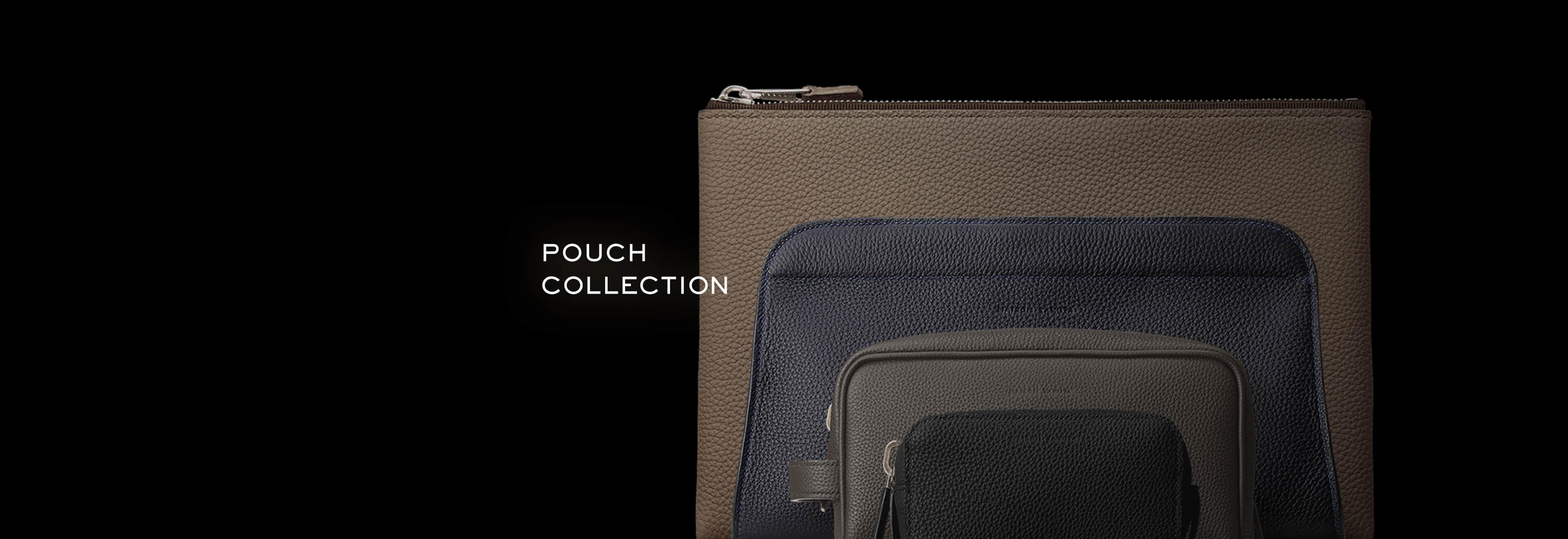 CLUTCH BAG & POUCH