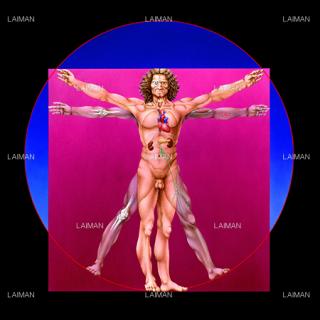 人体の調和と内部(カラー)(Sサイズ)