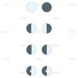 視覚障害と視野 (Sサイズ)