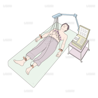 心電図検査 (Sサイズ)