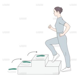 負荷心電図 マスター2段階法 (Sサイズ)