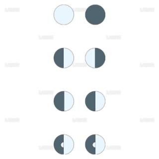 視覚障害と視野 (Mサイズ)