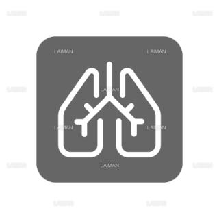 アイコン 肺