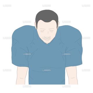 可動域訓練 頸椎屈曲(Sサイズ)