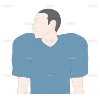 可動域訓練 頸椎回旋(Sサイズ)