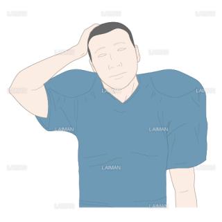 等尺性筋力訓練 頸椎側屈(Sサイズ)