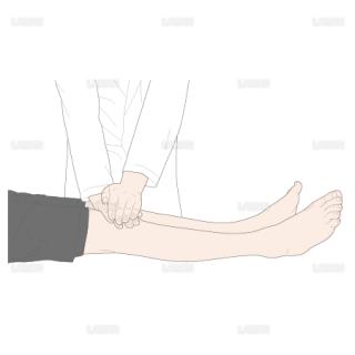 膝蓋骨圧迫テスト(Mサイズ)