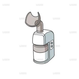 医療器具 吸入器 (Sサイズ)