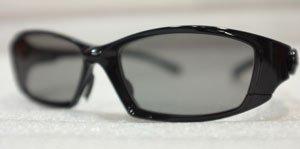ドライブやアウトドアなど運転用サングラス ドライビンググラス TALEX トゥルービュー S.マスター インテグラルDL black 77-51101 フリーサイズ 黒色 男性用 日本国内送料無料