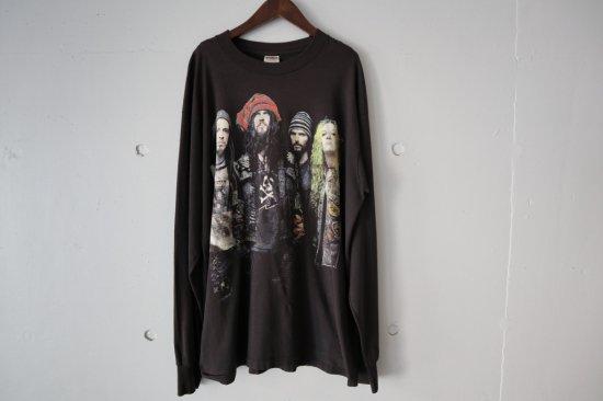 90's White Zombie L/S T-shirts Size:XL