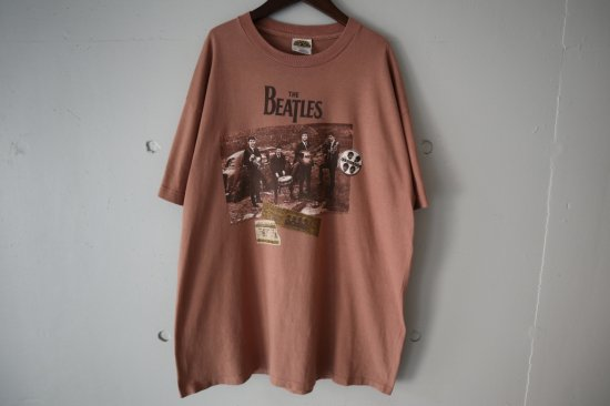 90's The Beatles T-Shirts Size:XL