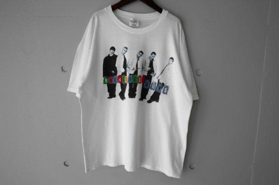 90's Back Street Boys T-Shirts Size:L