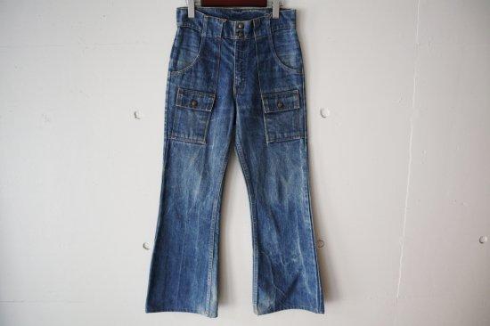 70's Levi's 676-0417 Bush Pants Size:28×28