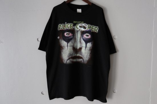 """90's ALICE COOPER """"FROM THE INSIDE"""" T-Shirts Size:XL"""