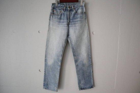 80's Levi's 505-0217 Denim Pants Size:29×29.5