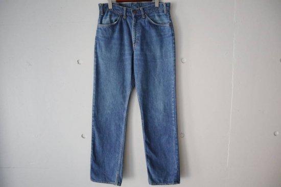 70's Levi's 519-0217 Denim Pants Size:32×30.5