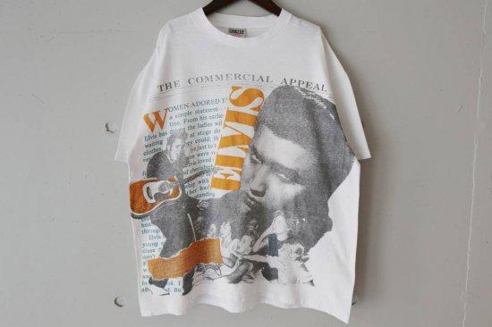 90's Elvis Aron Presley  T-Shirts Size:XL