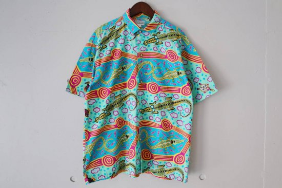 90's patagonia  S/S Shirts  Size:M