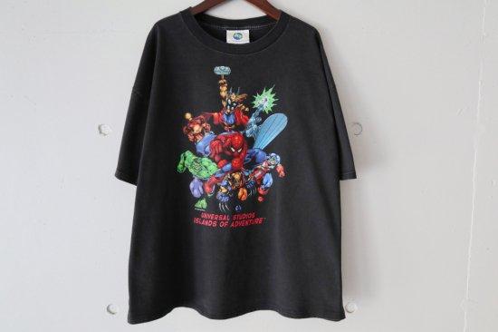 90's Universal Studios Islands of Adventure T-shirts Size:XL