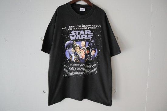 90's Star Wars T-shirts Size:XL