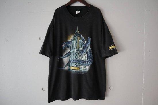 90's GODZILLA T-Shirts Size:XL