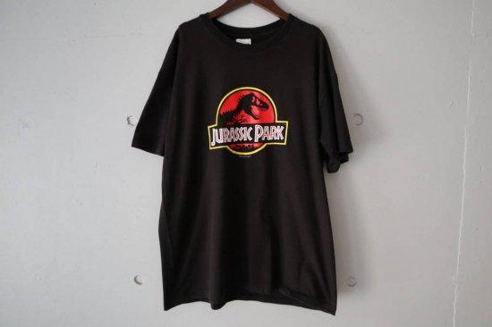 90's JURASSIC PARK T-shirts Size:XL