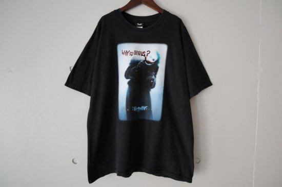 00's The Dark Knight T-shirts Size:XL