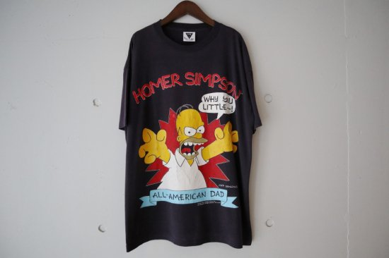 """90's The Simpsons """"Homer Simpson""""T-Shirts Size:XL"""