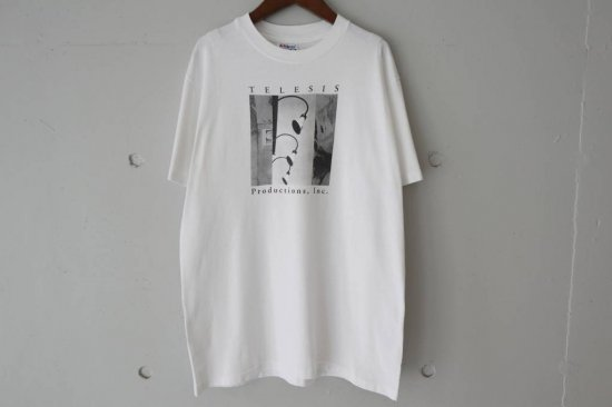 90's Telesis Productions Inc T-shirts Size:M