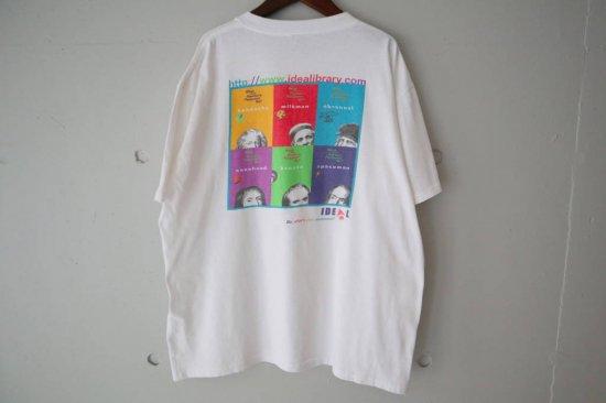 90's Academic Press T-shirts Size:L
